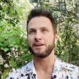 Christian Millette raconte son confinement à Purepeople. Le 4 mai 2020.