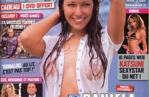 Secret Story 3 : Daniela, très dénudée, n'a pas froid aux yeux... et n'a pas peur des mots !
