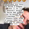 Anaïs Camizuli clashe Adrien Laurent sur Instagram, le 8 mai 2020