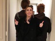 Julie Gayet avec ses deux fils Tadeo et Ezéchiel : elle dévoile leurs visages