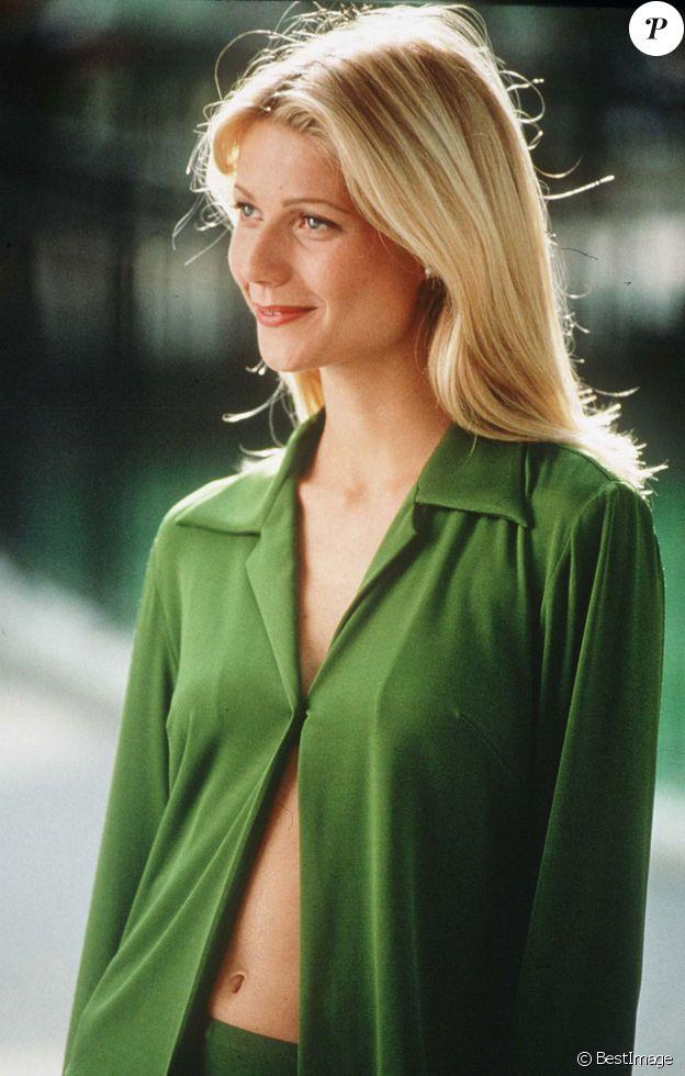 """Gwyneth Paltrow dans le film """"De grandes espérances"""" en 1997."""