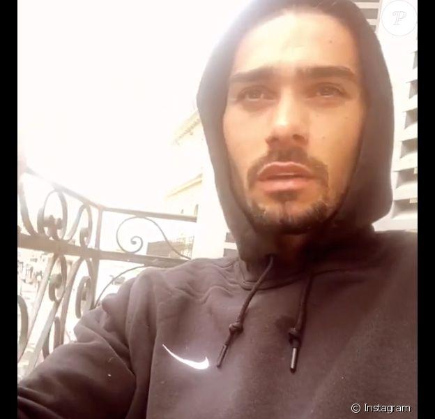 Julien Guirado le 16 mai 2020 sur Instagram.