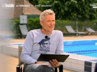 Denis Brogniart ému : ses confidences touchantes sur son père mort d'un cancer