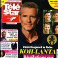 Couverture du nouveau numéro du magazine Télé Star, en kiosques lundi 18 mai 2020