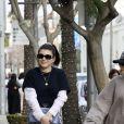 Exclusif - Olivia Jade Giannulli et sa soeur Isabella Rose Giannulli font du shopping à Beverly Hills. Los Angeles, le 8 janvier 2020.
