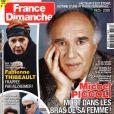 Une de France Dimanche. Mai 2020.