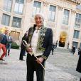 Jean-Loup Dabadie - L'écrivain Andreï Makine fait son entrée à l'Académie Française à Paris, France, le 15 décembre 2016. © Denis Guignebourg/Bestimage