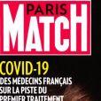 """Maria Teresa de Luxembourg dans le magazine """"Paris Match"""" du 4 juin 2020."""