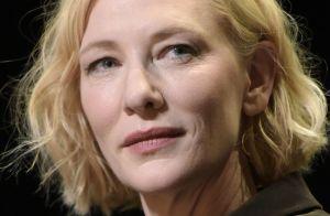 Cate Blanchett blessée à la tête après un léger accident de tronçonneuse