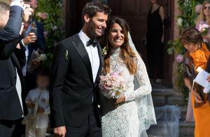 Karine Ferri et Yoann Gourcuff : Photo inédite et renversante de leur mariage