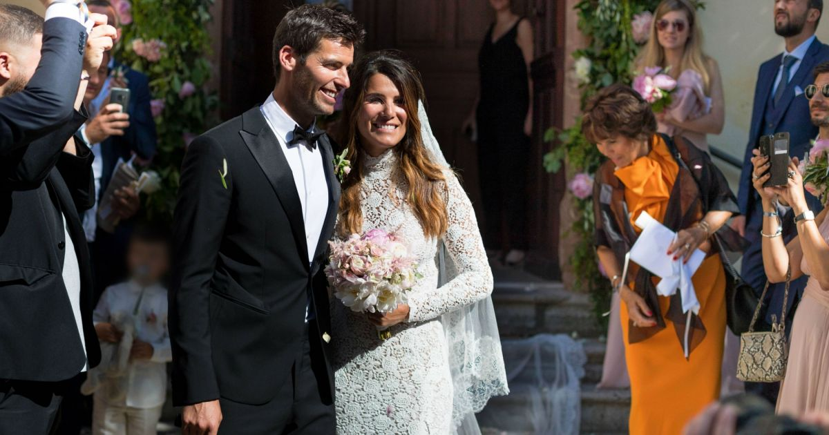 Karine Ferri And Yoann Gourcuff Unpublished And Stunning Photo Of Their Wedding World Today News