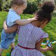 Louane et Raphaël, les deux enfants de Aude (L'amour est dans le pré) - Instagram, 13 avril 2020