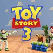 """Woody, Buzz l'Eclair et tous les jouets d'Andy sont de retour... dans """"Toy Story 3"""" ! Regardez !"""