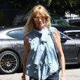 Melanie Griffith à la sortie d'un centre médical à Beverly Hills. Melanie Griffith est séparée de Antonio Banderas après 18 ans de mariage. Le 10 juin 2014