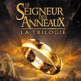"""Affiche de la trilogie """"Le seigneur des anneaux""""."""