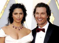 """Matthew McConaughey explique pourquoi il est """"sévère"""" avec ses enfants"""