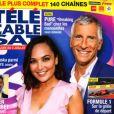 """Couverture """"Télé Cable Sat"""" du 22 juin 2020"""