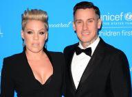 Pink et son mari Carey Hart, en thérapie de couple face aux difficultés