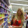 """""""Angie, Romain et Léo au supermarché de Toulon (2 septembre 2009)"""""""