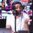 "Camille Combal en larmes dans ""Virgin Tonic"", sur Virgin Radio, le 26 juin 2020"