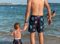 Amir : Sortie à la mer avec son fils, un craquant duo assorti