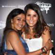 Karima Charni et Karine Ferri sur W9