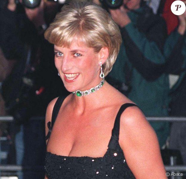Diana à Londres le 1er juillet 1997, le jour de son dernier anniversaire.