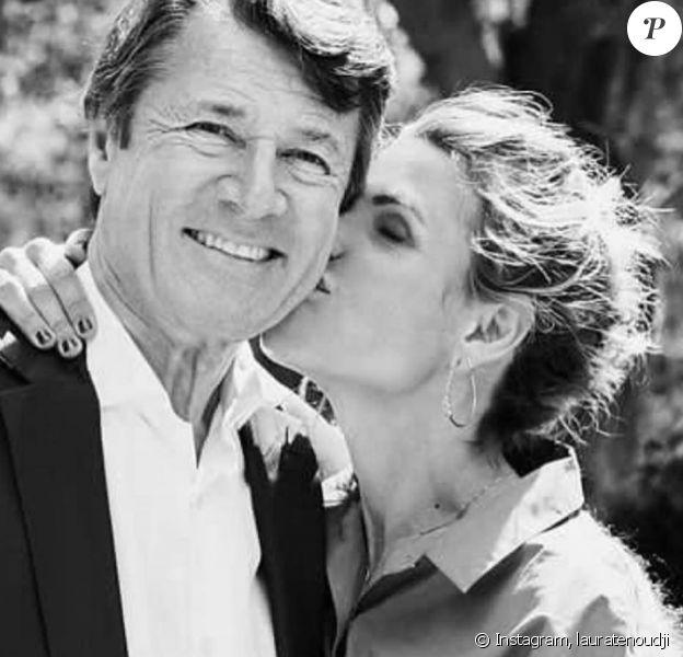 Laura Tenoudji a publié un tendre message à l'attention de son mari Christian Estrosi le 1er juillet 2020 sur Instagram, date du 65e anniversaire du maire de Nice.