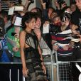 Freida Pinto aux GQ Men of the Year Awards. 08/09/09