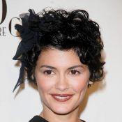 """Audrey Tautou maigrissime mais classieuse... pour vanter son """"Coco avant Chanel"""" à Hollywood !"""