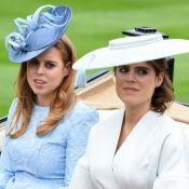 Les princesses Eugenie et Beatrice émues aux larmes lors d'un appel Zoom