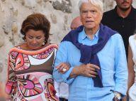 Bernard Tapie : Sortie rassurante à Saint-Tropez, avec sa femme Dominique
