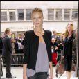 Rosie Huntington à la nuit de la mode à Londres le 10/10/09
