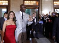 Michael Jordan : La consécration d'un dieu vivant... sous les yeux de sa très belle compagne !