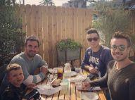 Alex Goude : Retrouvailles avec son fils, son ex-mari... et le nouvel amant