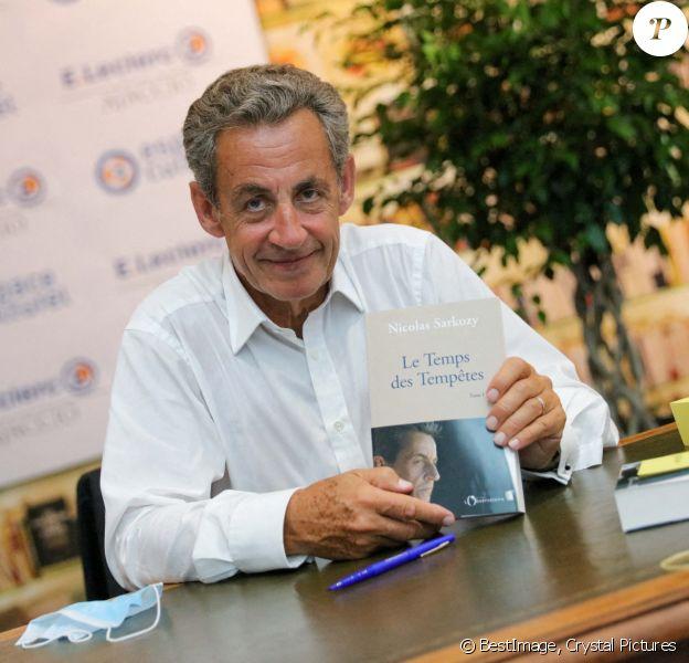 Nicolas Sarkozy Opere D Urgence En Secret J Ai Compris Que C Etait Serieux Purepeople