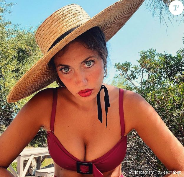 Louise Chabat pousse un gros coup de gueule sur Instagram - 31 juillet 2020