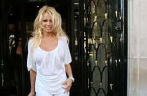 Pamela Anderson au Crazy Horse :  Damned ! les représentations du 13 février sont annulées...