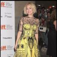 Drew Barrymore lors de la première de son film Whip It lors du Festival de Toronto