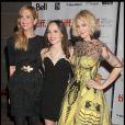 Drew Barrymore, Ellen Page et Kristen Wiig lors de la première de son film Whip It lors du Festival de Toronto