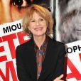 """Miou Miou - Avant-premiere de """"Arretez-moi"""" de Jean-Paul Lilienfeld au cinema UGC Les Halles à Paris le 5 février 2013."""