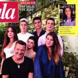 "Une du magazine ""Gala"". Août 2020."