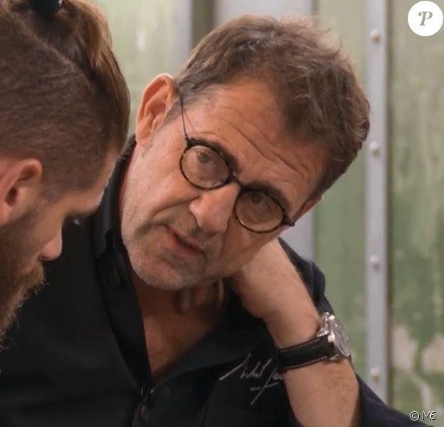 "Jordan et Michel Sarran dans ""Top Chef"" mercredi sur M6."