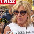Couverture du nouveau numéro du magazine Gala