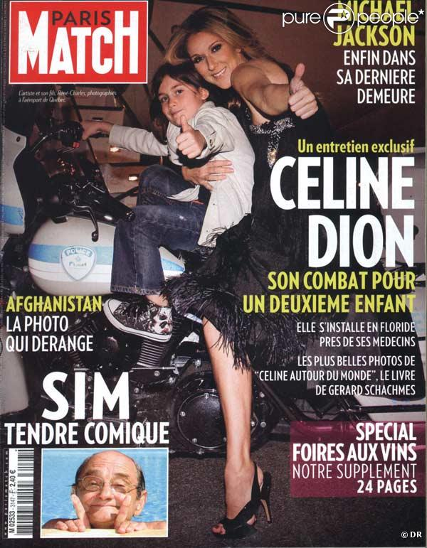 PARIS MATCH – Photos Florence Dauchez