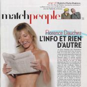 Florence Dauchez : sa photo topless dérange... mais la journaliste assume !