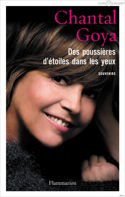 Couverture de l 39 autobiographie de chantal goya for Autobiographie d un amour alexandre jardin