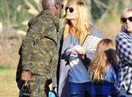 Heidi Klum : Fin de la guerre avec Seal, un accord trouvé pour les enfants