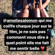 Ines Reg sur Instagram, le 28 août 2020.