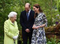 Kate Middleton et William : Enfin les retrouvailles avec la reine, 5 mois après